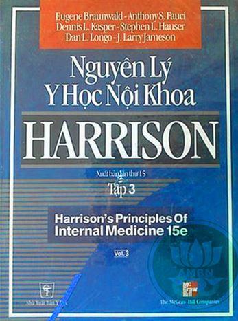 nguyen ly noi khoa Harrison tap 3