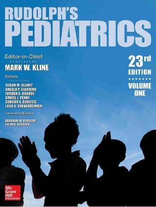Rudolph's Pediatrics, 23rd Edition