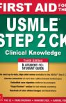 First Aid for the USMLE Step 2 CK, 10th Edition