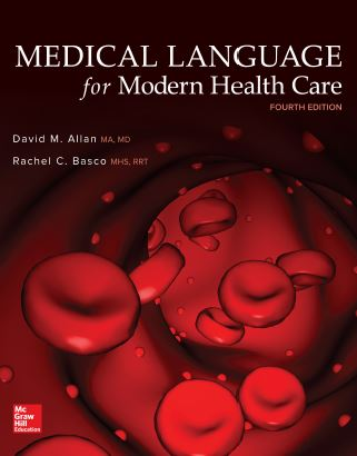 Medical Language for Modern Health Care 4e