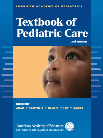 AAP Textbook of Pediatric Care 2e