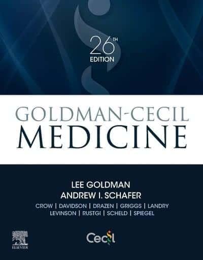 Goldman-Cecil Medicine 26e