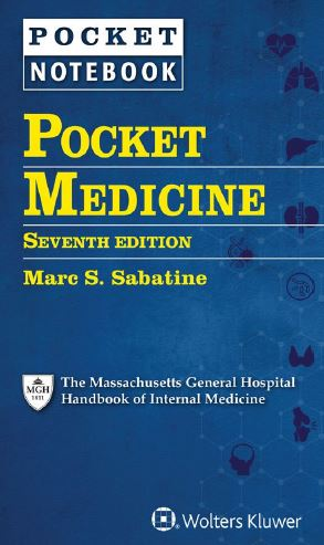 Pocket Medicine The Massachusetts General Hospital Handbook of Internal Medicine 7e