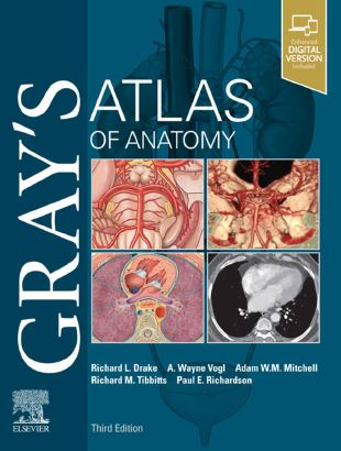 Gray's Atlas of Anatomy 3rd Edition