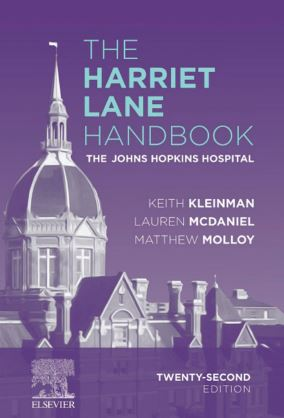 The Harriet Lane Handbook The Johns Hopkins Hospital, 22nd Edition