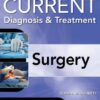 Current Diagnosis and Treatment Surgery, 15th Edition