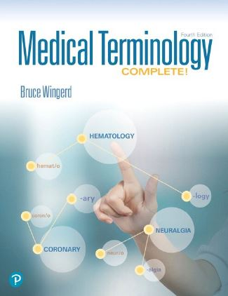Medical Terminology Complete 4e