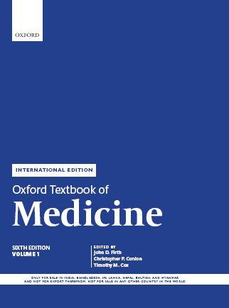 Oxford Textbook of Medicine 6th Edition - Volume 1