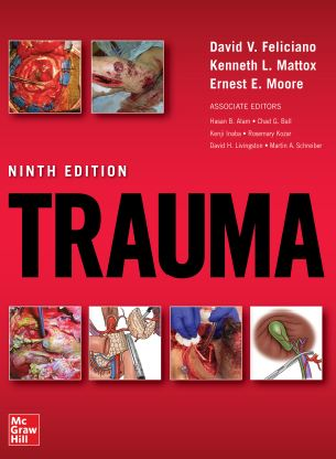 Trauma, 9th Edition